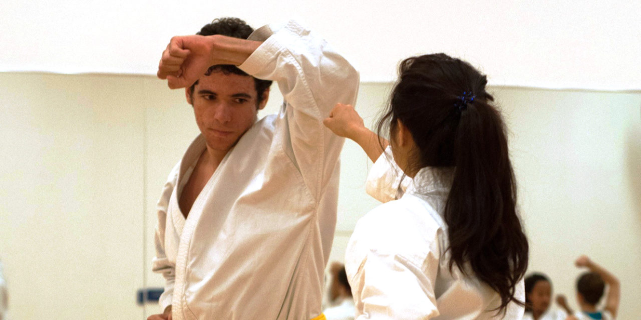 Karate Kids Come Out Kicking
