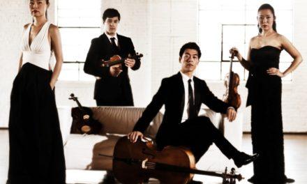 Music Society, Vega Quartet Grace Carlos