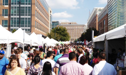 Excited Foodies Enjoy Taste of Atlanta