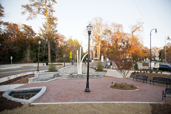 Park Opens After Fundraising Campaign