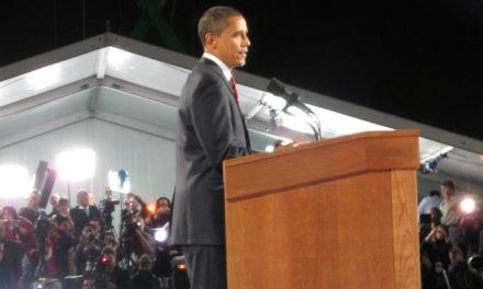OBAMA RE-ELECTED U.S. PRESIDENT
