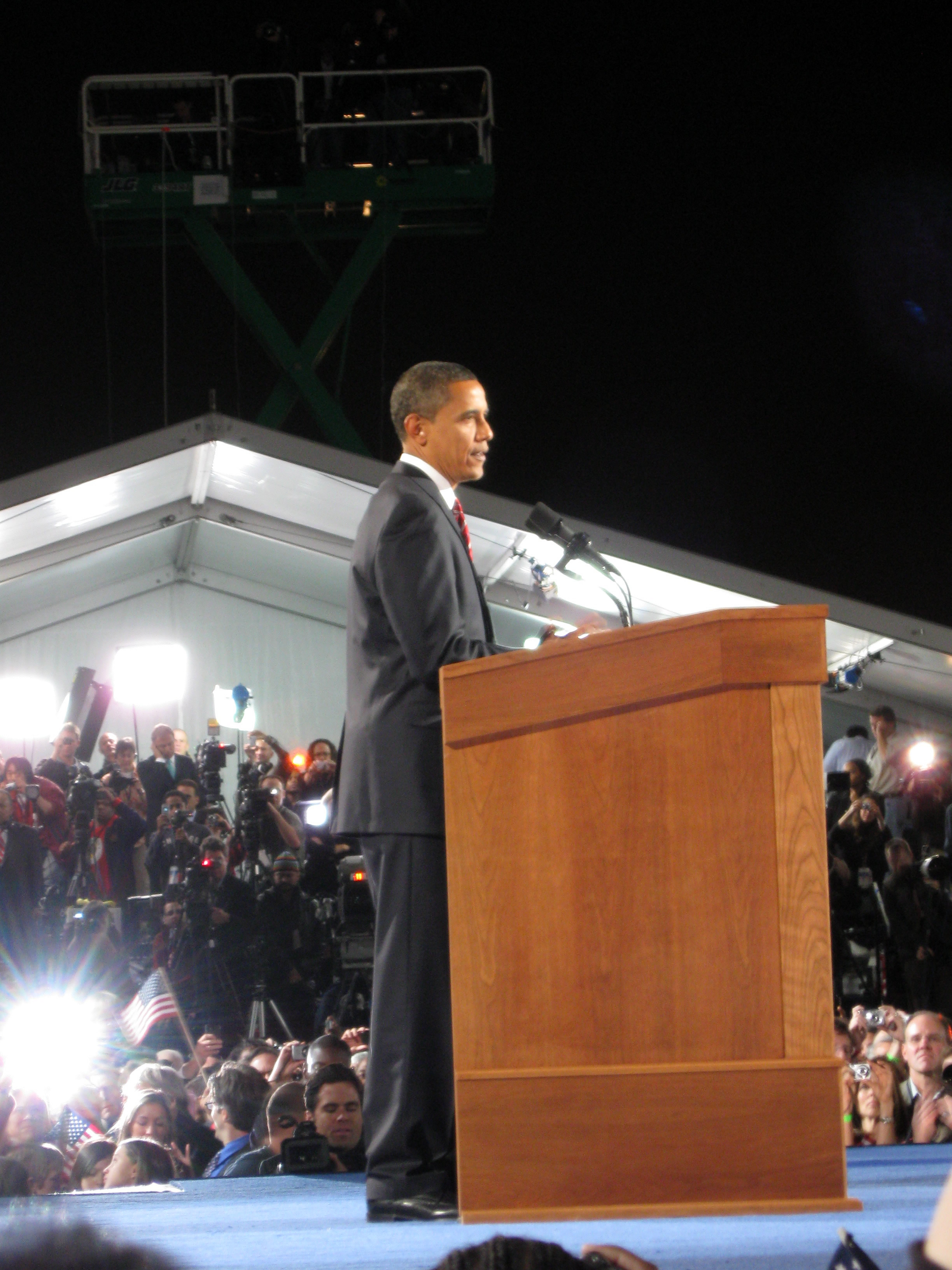 OBAMA RE-ELECTED U.S. PRESIDENT