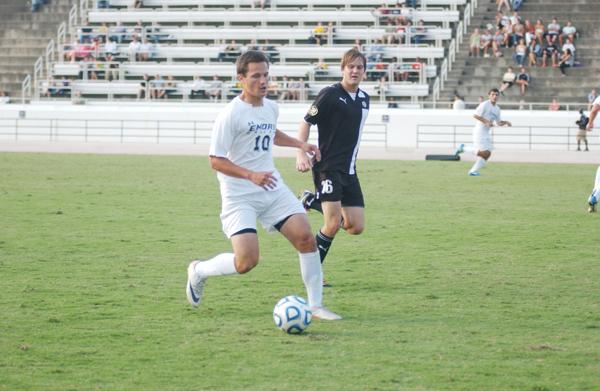 Sophomore Saves Eagles' Title Hopes