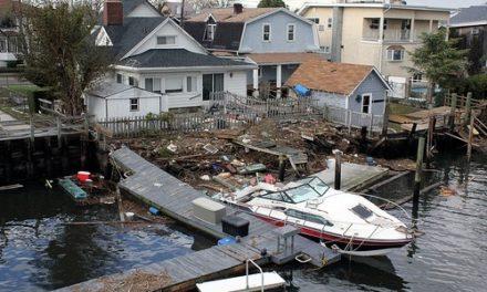 Exploring Sandy's Effects, CEPAR's Response