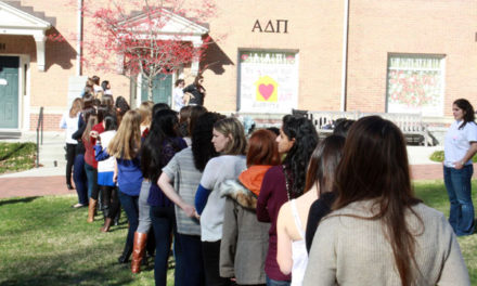 Sorority Rush Sees Major Rise in Bids