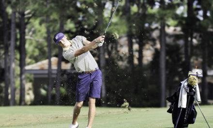Wunderlich Leads Golf Team Into Spring
