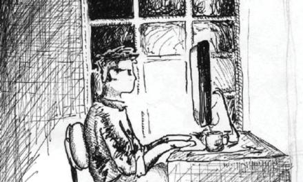 A Professor's Secret: The Man Behind the Screen