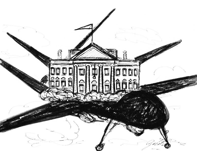 Targeted Use of Drones Hurts America's Image