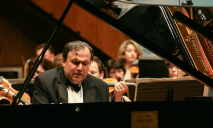 Bronfman Bedazzles with Brahms, Piano