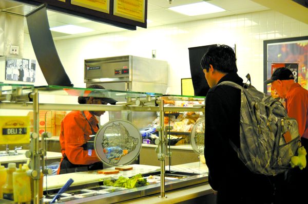 Emory to Assess Dining Options