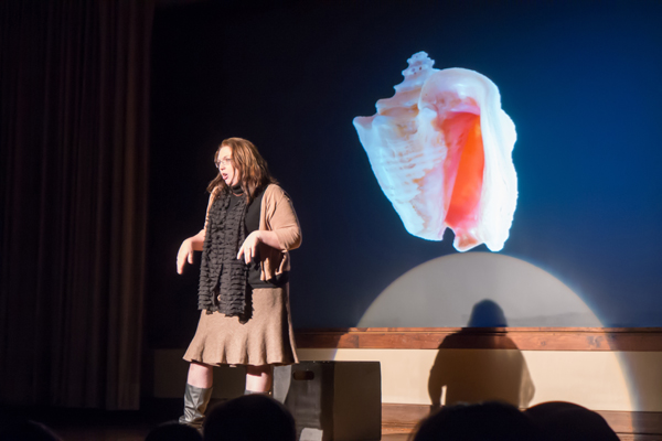 Monologues Empower Female Sexuality