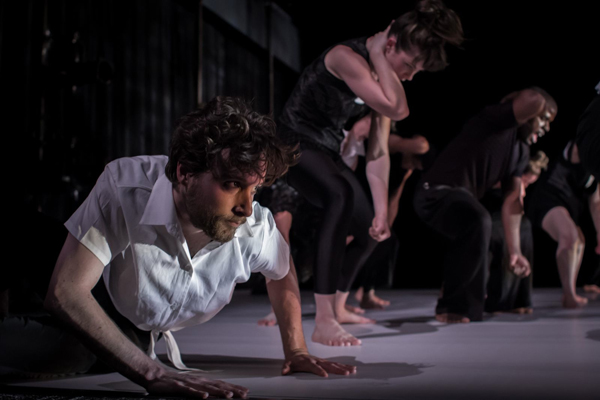 Dancers Explore Instinct 'Versus' Interpretation