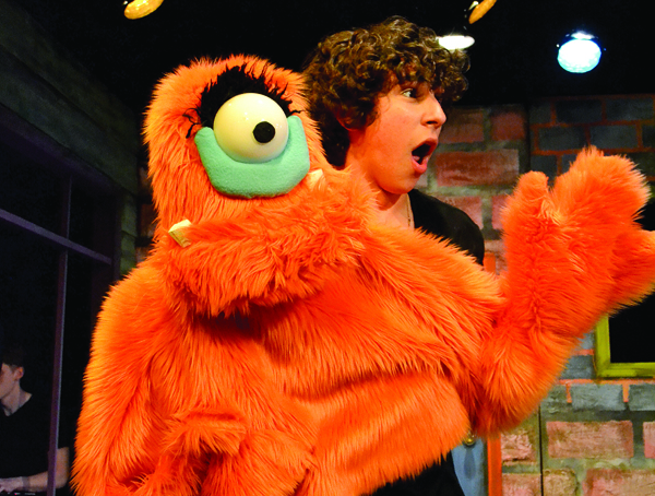 Sesame Street Grows Up in 'Avenue Q'