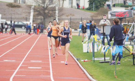 Track and Field Teams Excel at Auburn, Sewanee