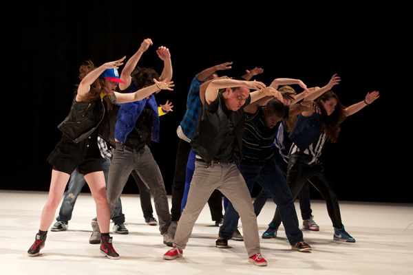 A Blank Slate For Emory Dance Company