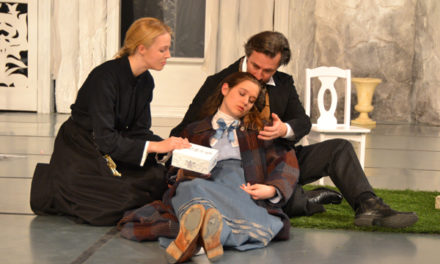 Cherry Orchard Blends Drama and Comedy