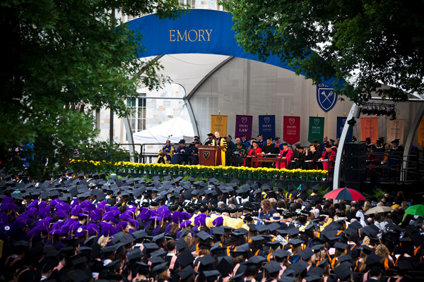 More Than 4,000 Students to Graduate May 13