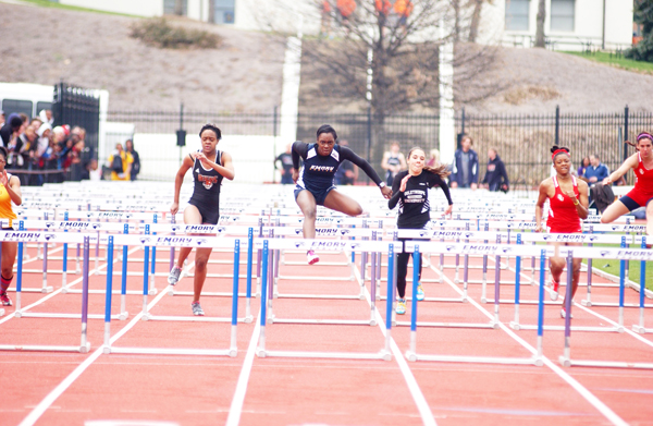 Women Take First at 'Emory Classic'
