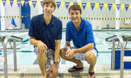 Sophomores Bring Club Swim to Emory
