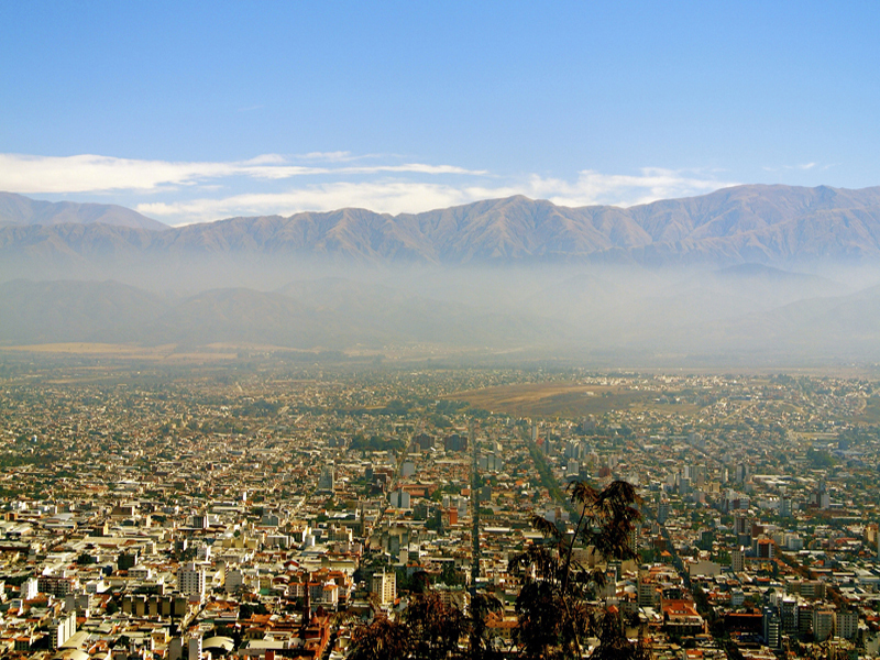Exploring Argentina: Sights of Salta