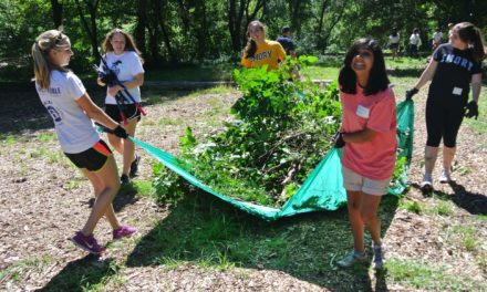 Emory Holds 9/11 Day of Service