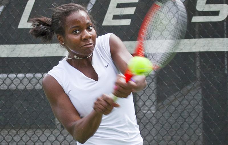 Women's Tennis Opens Season