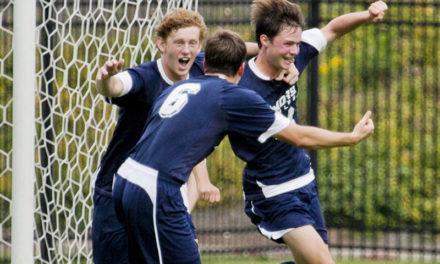 Men's Soccer Snaps Losing Streak, Trounces Maryville