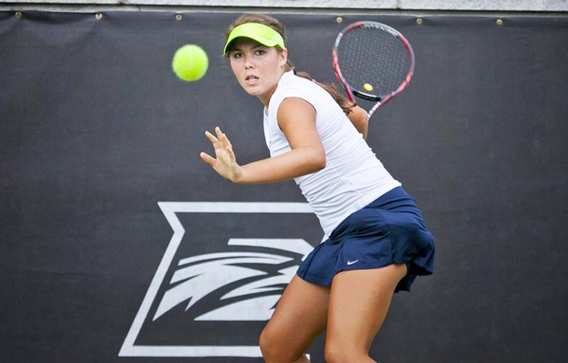 Women's Tennis Opens Season With ITA South Region Championships