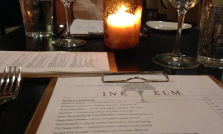 Ink & Elm: Average Food, Great Ambiance