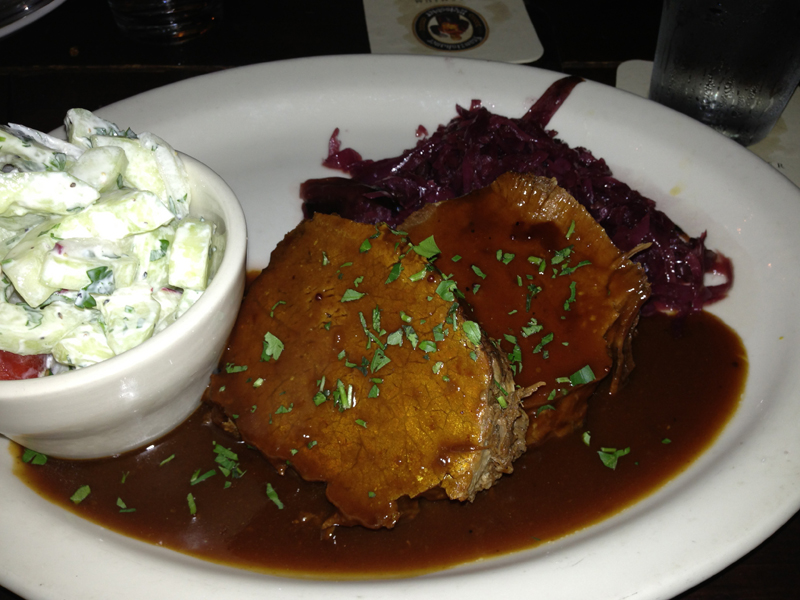 A Taste of Germany in the South