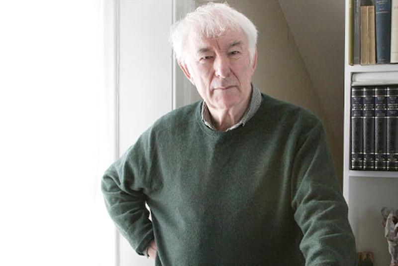 Irish Poet, Emory Ellmann Lecturer Heaney Dies at 74
