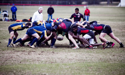 Rugby Team Shows Promise in Performance and Interest