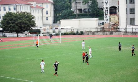 Men's Soccer Tops Birmingham-Southern