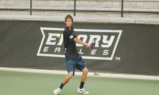 Men's Tennis Excels at ITA Championships