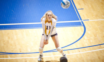 Volleyball Holds Third Tourney