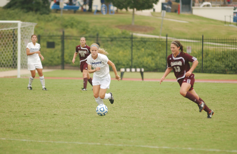 Men's and Women's Soccer Teams Face Big Weekend
