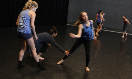Emory Dance Welcomes Emily Johnson