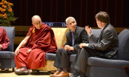 Profs, Dalai Lama Compare Religious, Secular Ethics
