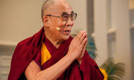 Dalai Lama Examines Ethics of Major Religions