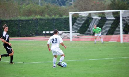 Soccer Team Tops NYU, Brandeis