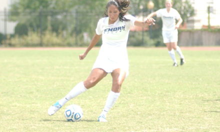 Women's Soccer Swarms Past Agnes Scott, 8-0