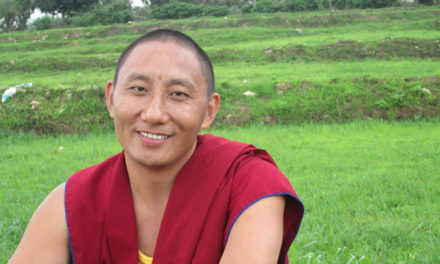 A Monk's Challenging Journey to Education