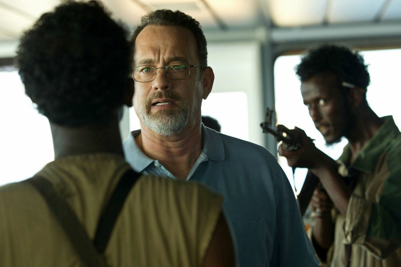 'Captain Phillips' Barely Stays Afloat