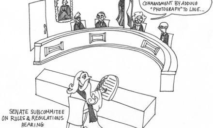 One Senate, 'Under God'