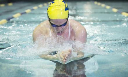 Men's, Women's Swimming Teams to Open Season