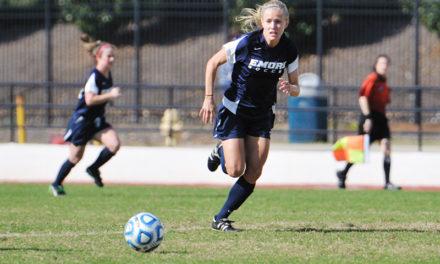 Women's Soccer Runs Winning Streak to Six