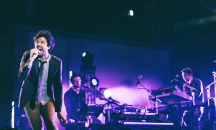 Students Get Passionate for Passion Pit