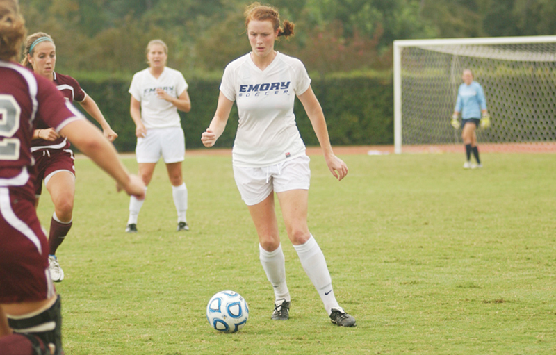 Mullins' Goal Sends Squad to Texas
