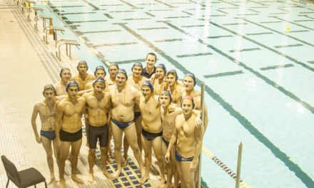 Swimming and Diving Take on Crimson Tide
