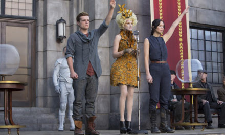'Catching Fire' Reignites Hunger for Games